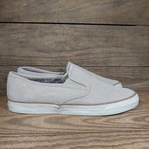 Sperry 9845504 Mariner Gore Natural Sparkle Shoes